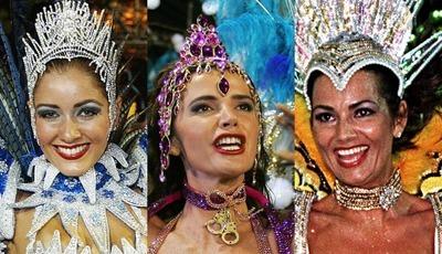 Carnaval do Brasil: As musas que deixam saudades