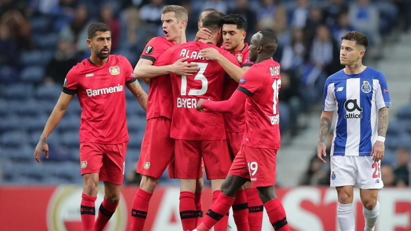 FC Porto 1-3 Bayer Leverkusen: E no final ganham sempre os alemães...