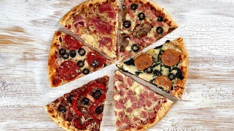Pizzas para todas as ocasiões