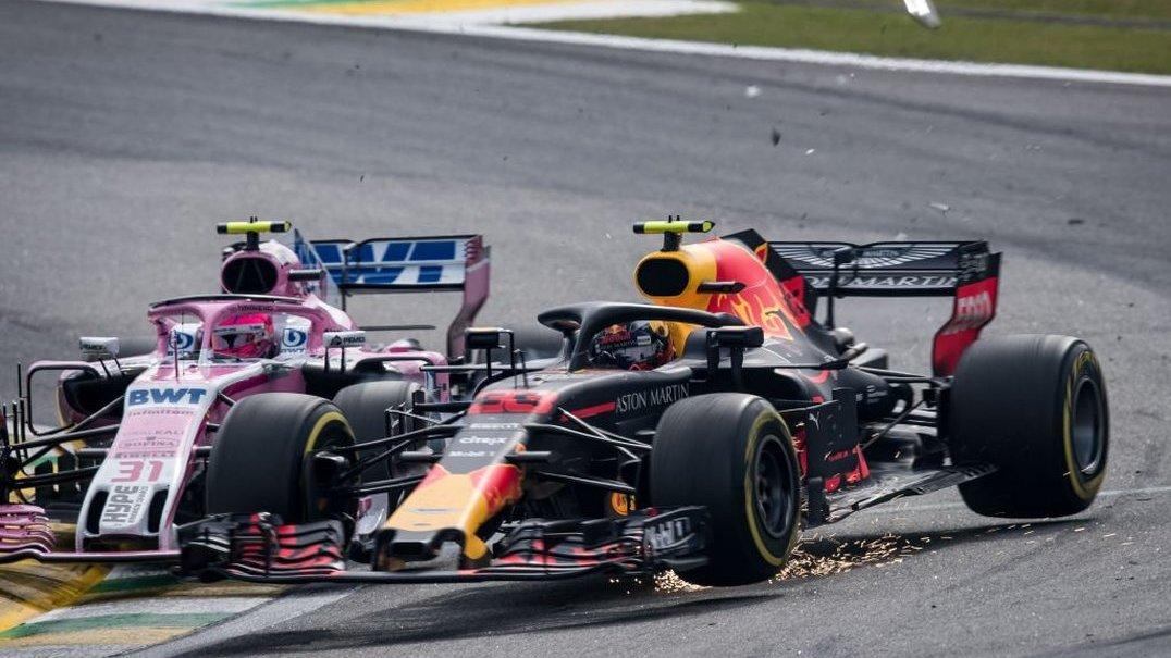 F1/GP Brasil: Verstappen agride Occon nas boxes após colisão em pista