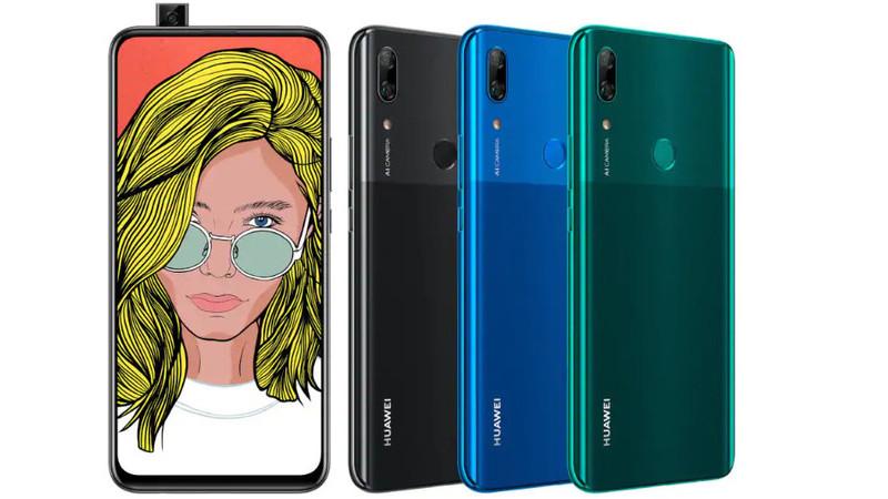 Huawei P Smart Z chega às lojas portuguesas e destina-se à Gen Z e amantes de selfies