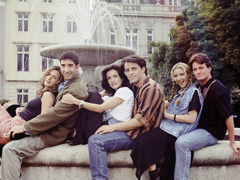 """""""15 anos, nove meses e inúmeras solicitações"""" depois: """"Friends"""" de regresso com especial na HBO Max"""