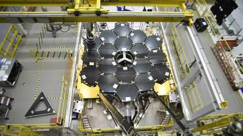 Como se monta um telescópio espacial? A NASA mostra tudo