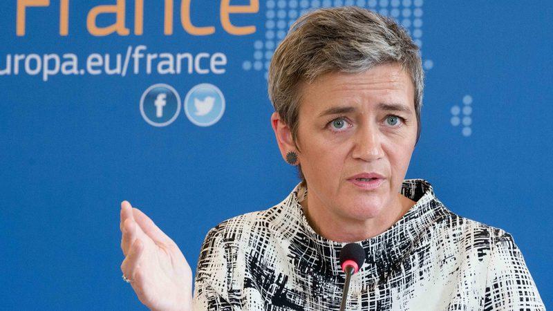 Moeda do Facebook não pode funcionar à margem da lei, diz Vestager