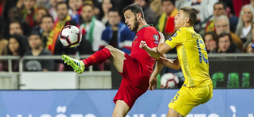 Euro2020: Portugal recebe a Sérvia e procura primeira vitória no apuramento