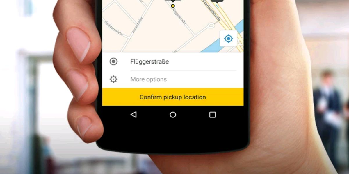 myTAXI: a app que cabe no bolso, mas que pode pesar na carteira