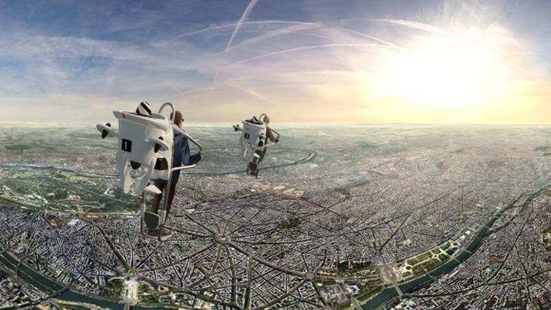 Veja Paris como nunca antes foi vista. Nova atração exclusiva leva-o a voar sobre a cidade através de realidade virtual