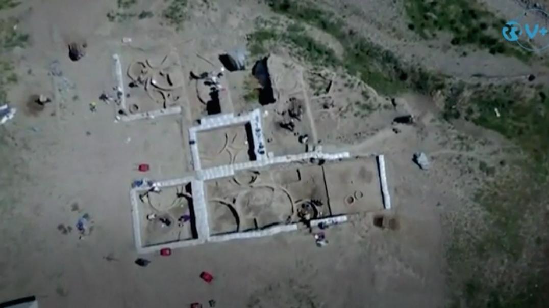 Descoberto vinho mais antigo do mundo. Tem oito mil anos