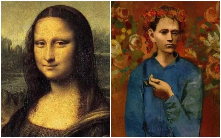 Se tem cultura geral vai acertar em pelo menos 10 dos 12 nomes dos artistas destas obras