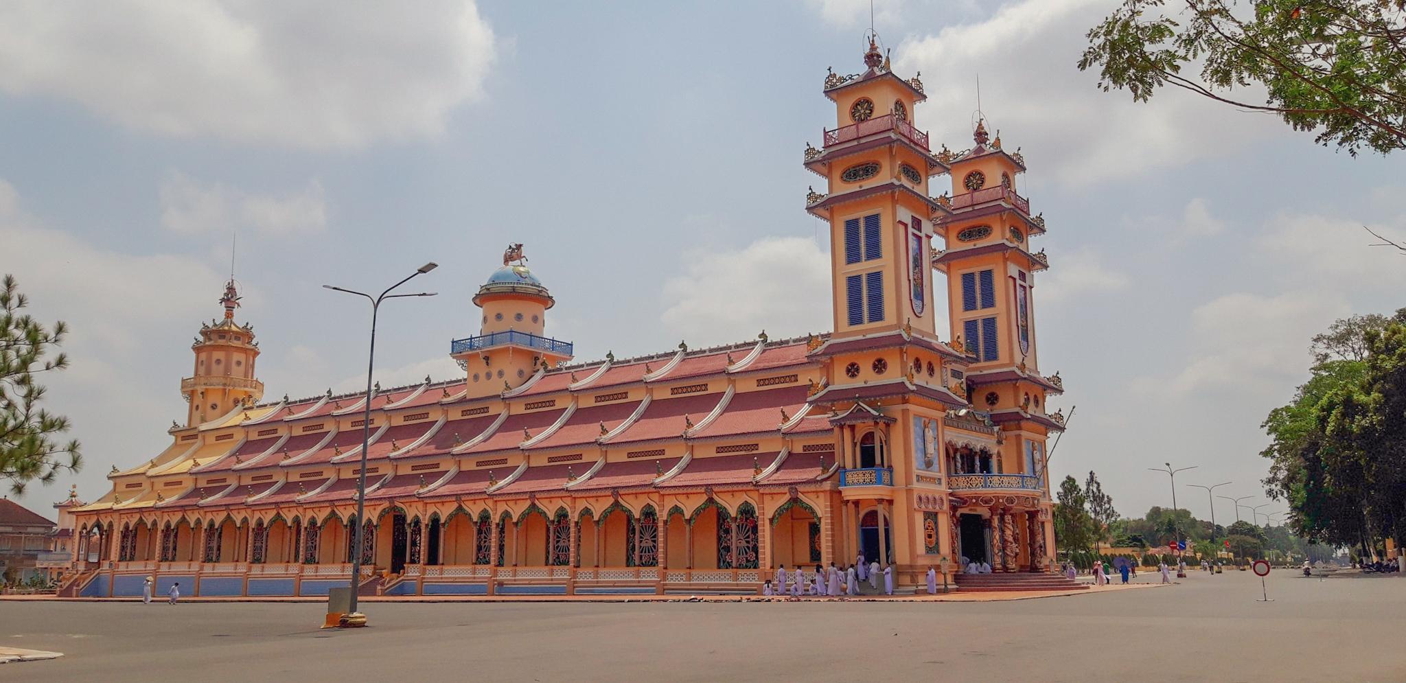 Os mais encantadores templos de Ho Chi Minh, Vietname