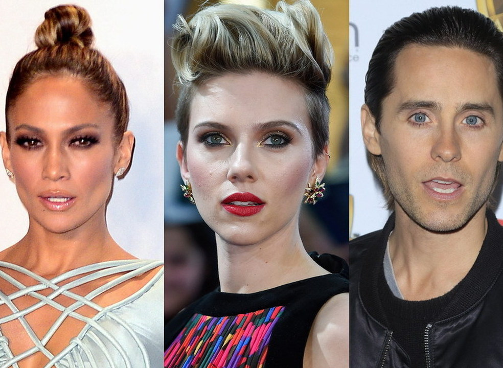 Estas estrelas de cinema também têm ouvido para a música