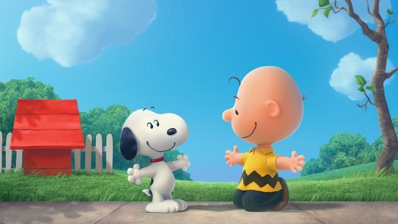 Vem aí uma nova série com Snoopy e os Peanuts