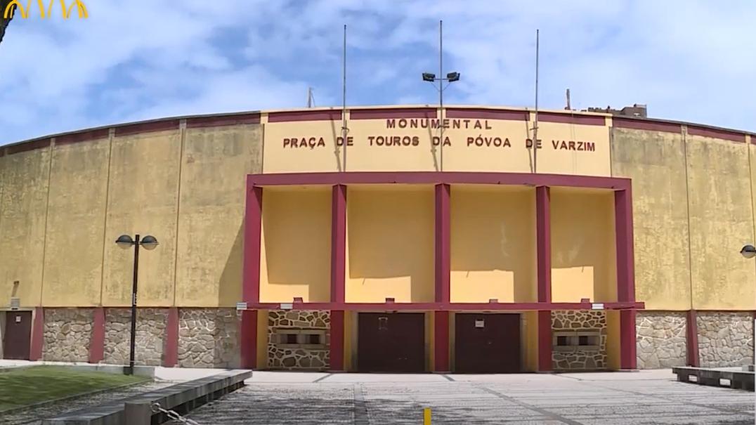 Tribunal dá razão à Câmara da Póvoa de Varzim por não ceder Praça de Touros por falta de condições