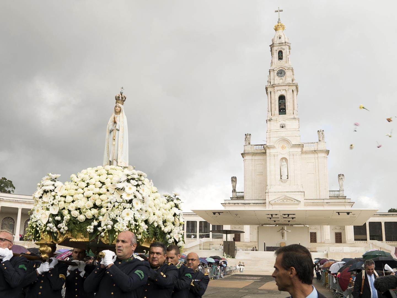Governo espera 10 milhões de pessoas em Fátima até final do ano