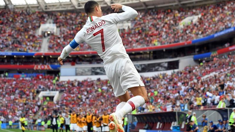 Todos os recordes de Cristiano Ronaldo neste mundial