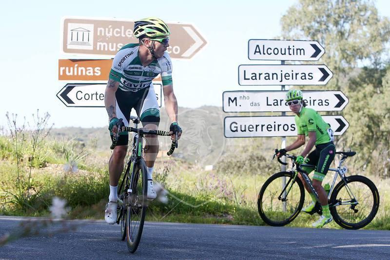 Volta ao Alentejo: Rinaldo Nocentini defende a amarela na segunda etapa