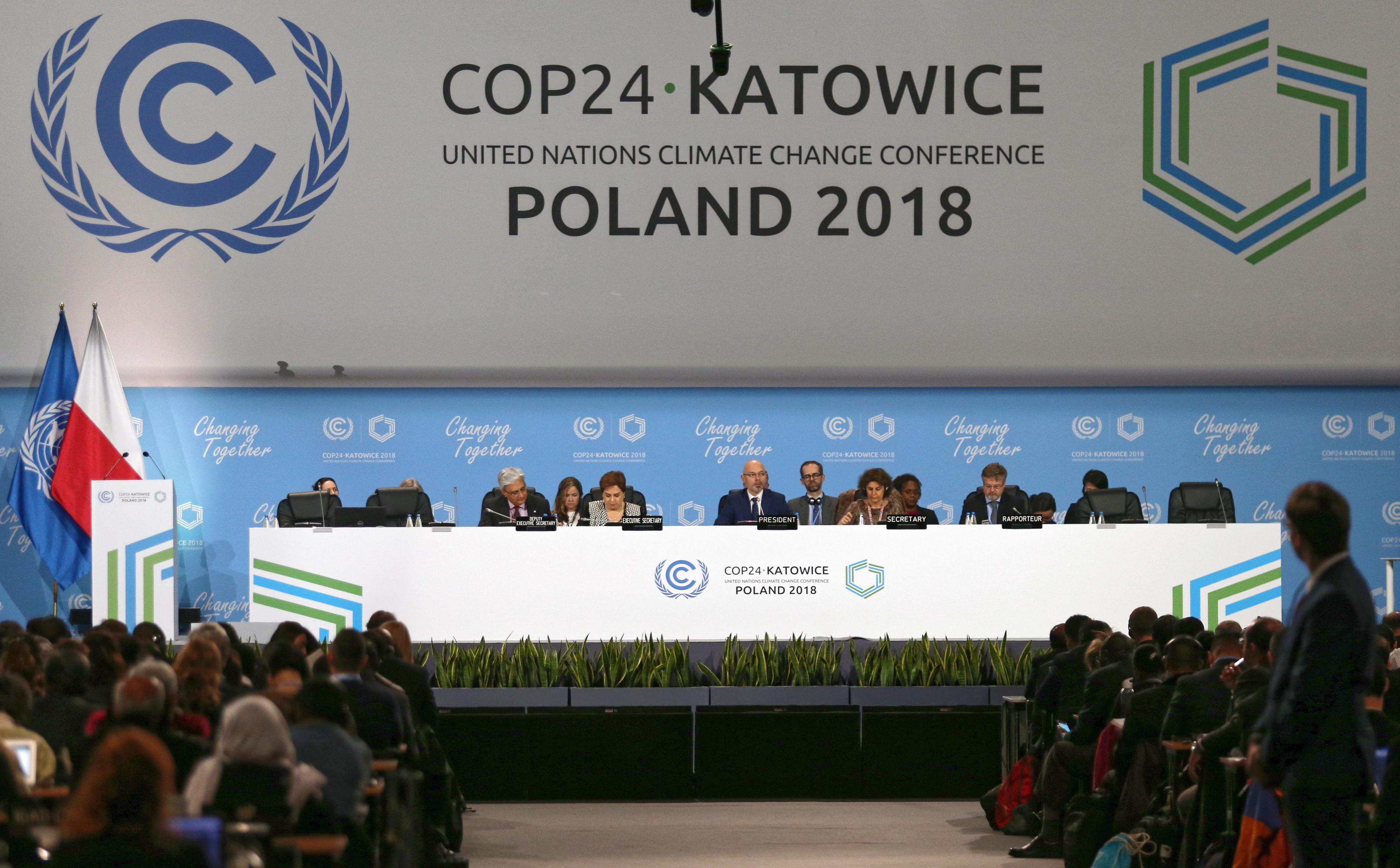 COP24 aprova manual de instruções para Acordo de Paris sem novos compromissos
