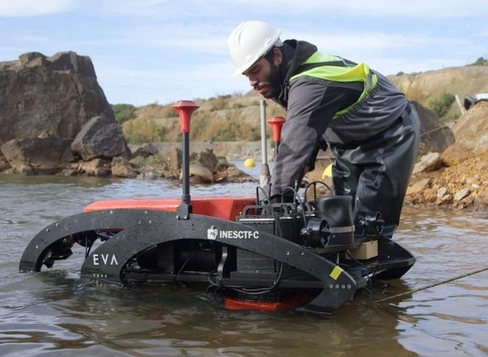 Engenharia portuguesa ajuda a revolucionar mineração debaixo de água