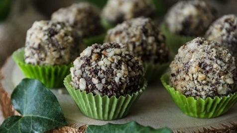 "Bombons ""Ferrero"" saudáveis"