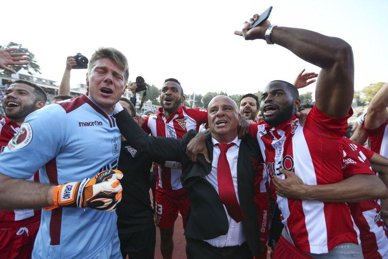 Desportivo das Aves garante que vai cumprir requisitos da Liga para a próxima época