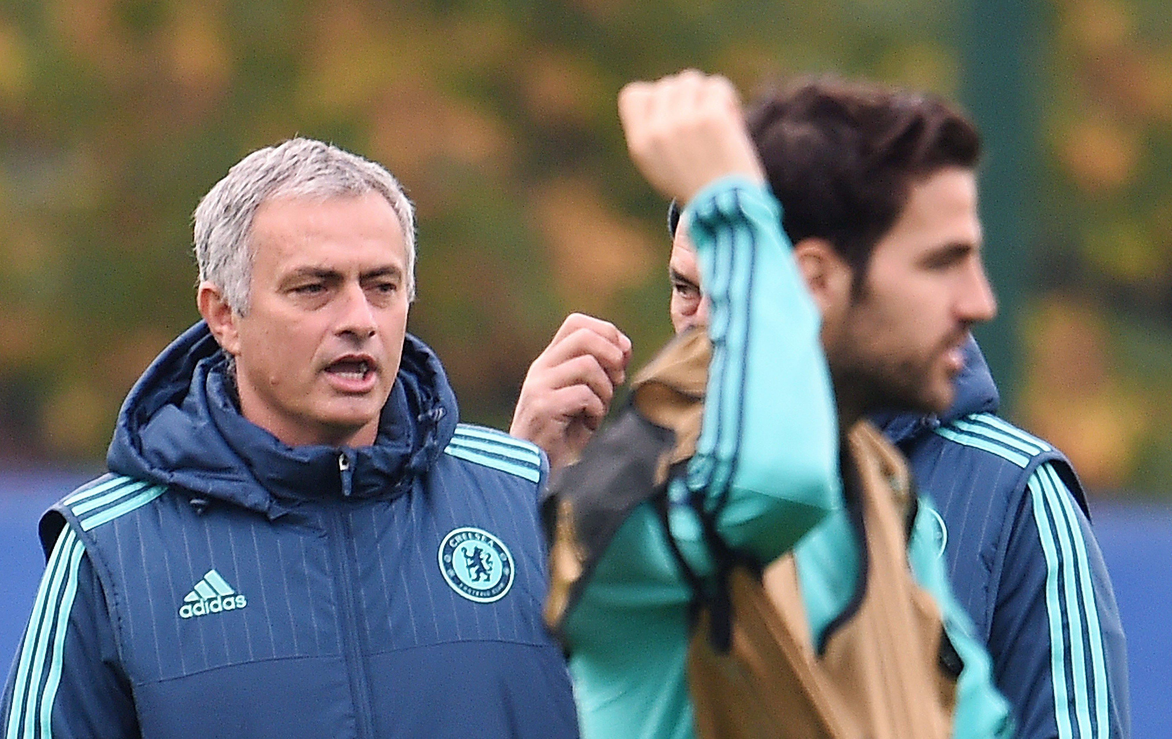 """Fàbregas: """"Mourinho foi provavelmente o treinador que jogou melhor com a minha mente"""""""