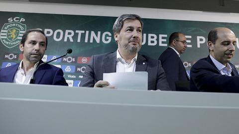 """Gonçalo Almeida, especialista em direito desportivo: """"Cenário extremo pode culminar com a insolvência da Sporting SAD"""""""