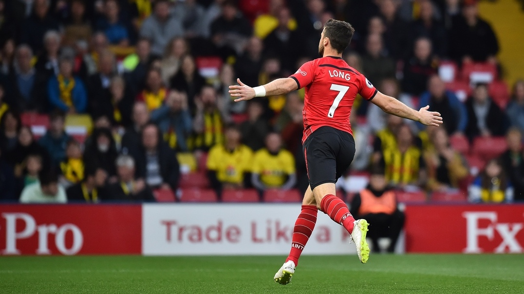 Shane Long marcou o golo mais rápido da Premier League