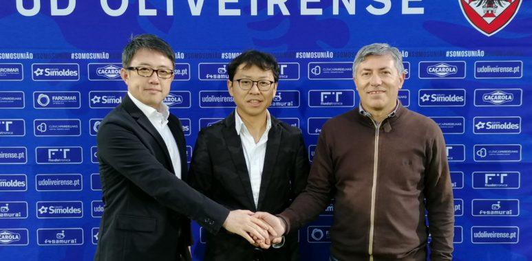 Oliveirense oficializa SAD com investidor japonês Akihiro Kin