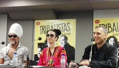 Boas vibrações e uma amizade para a vida: à conversa com os Tribalistas antes dos primeiros concertos em Portugal