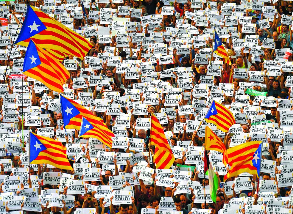 Catalunha: Pode fazer-se um país numa semana?