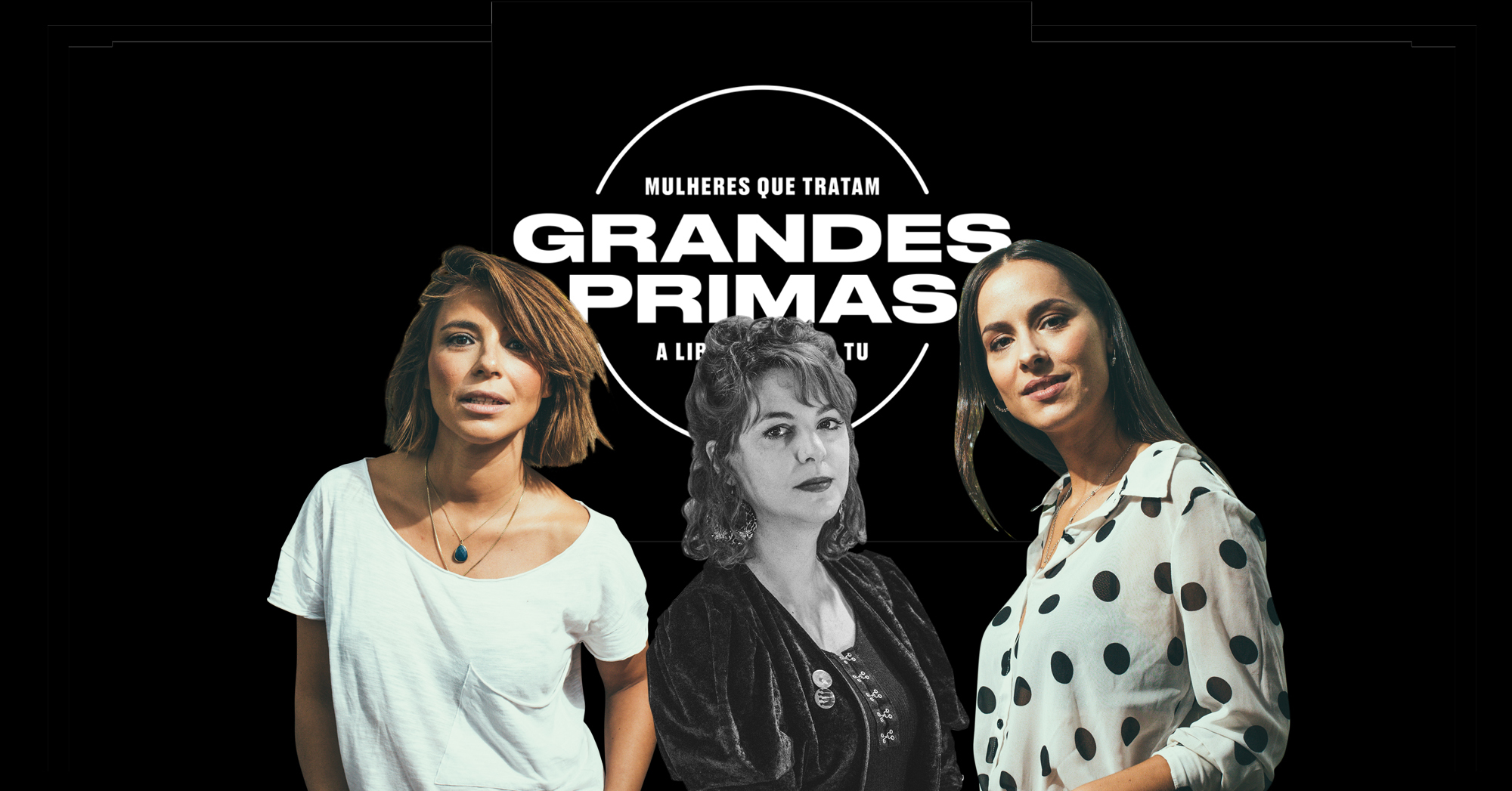 Podcast Grandes Primas #7: Cláudia R. Sampaio