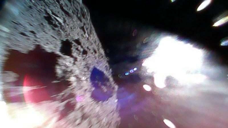 Hayabusa2 é um sucesso: sondas já estão na superfície do asteroide Ryugu