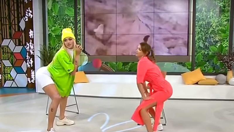 Após dança com Pabllo Vittar, Maria Cerqueira Gomes é notícia no Brasil