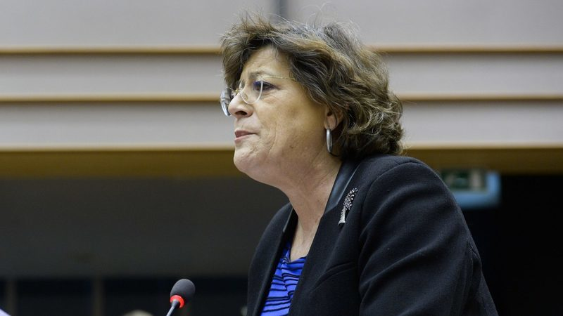 Benfica vai processar eurodeputada Ana Gomes
