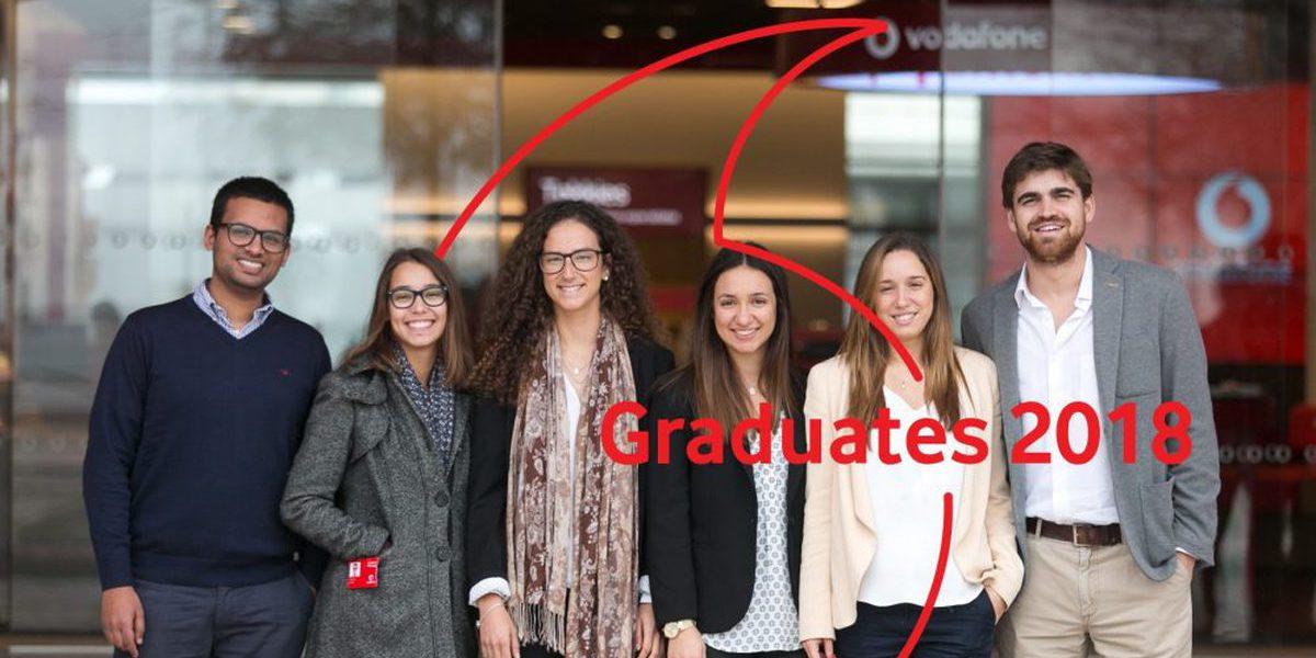Vodafone em busca de mais 20 talentos portugueses
