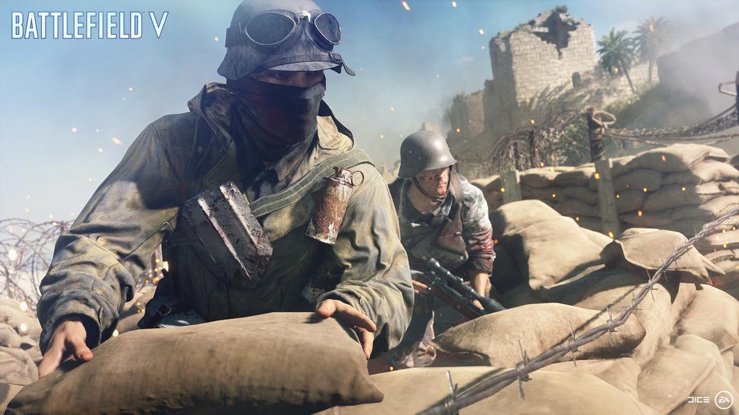 Battlefield 5 é uma nova viagem à segunda guerra mundial