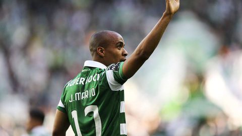 Oficial: João Mário no Inter por 45 milhões