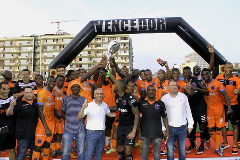 Campeão Libolo inicia época com goleada sobre o Maquis na Supertaça