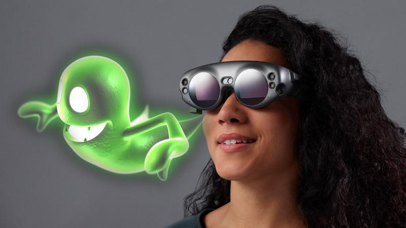 2018 será o ano do Magic Leap e da nova geração de realidade aumentada?