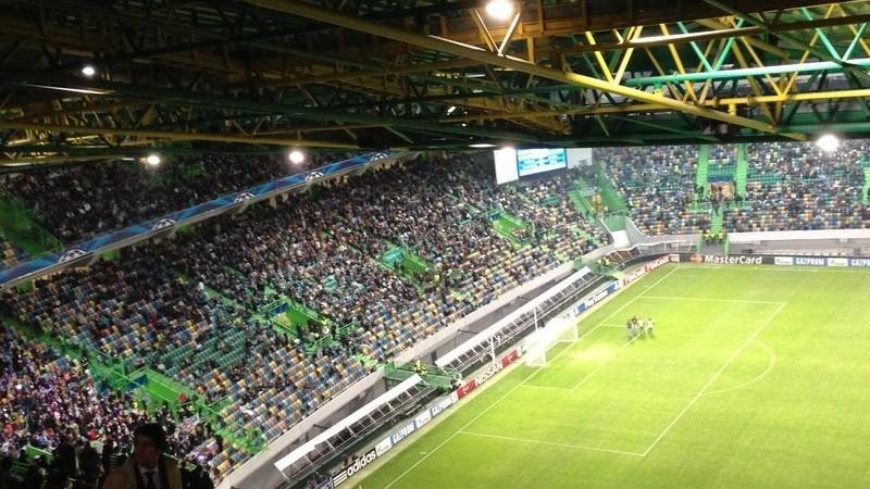 Sporting 4-0 Chaves: Acunã bisa para os 'leões'