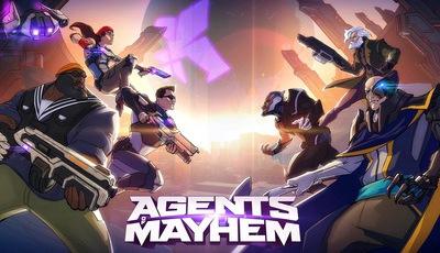 Análise Agents of MAYHEM (Playstation 4)