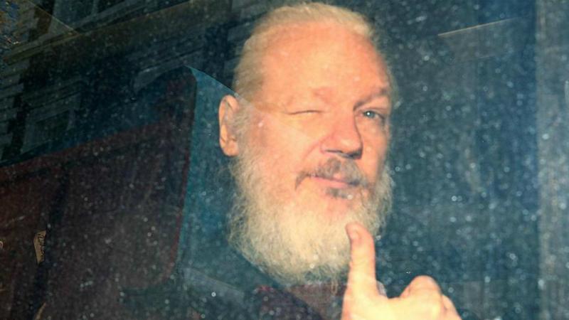 Tribunal começa a julgar pedido de extradição de Assange para os EUA esta segunda-feira