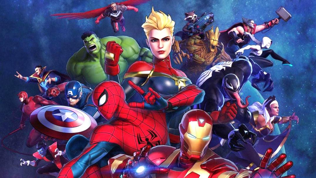 Super-Heróis da Marvel voltam a unir-se para salvar o universo, mas em videojogo