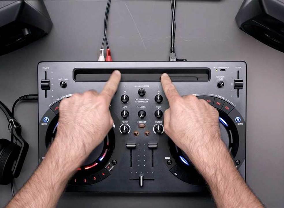 Montra TEK: 5 mesas de mistura para DJ mais entusiastas