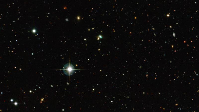 Buraco negro que engole estrela de neutrões terá sido detetado pela primeira vez