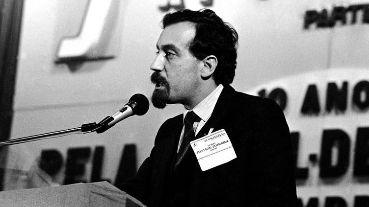 Marcelo Rebelo de Sousa em 1984