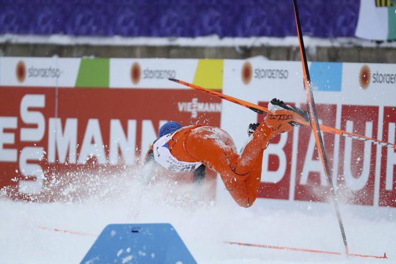 """VÍDEO. Adrián Solano, o pior esquiador do Mundo: """"Nunca tinha visto neve"""""""