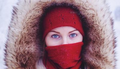 Fotografias de arrepiar na cidade mais fria do mundo
