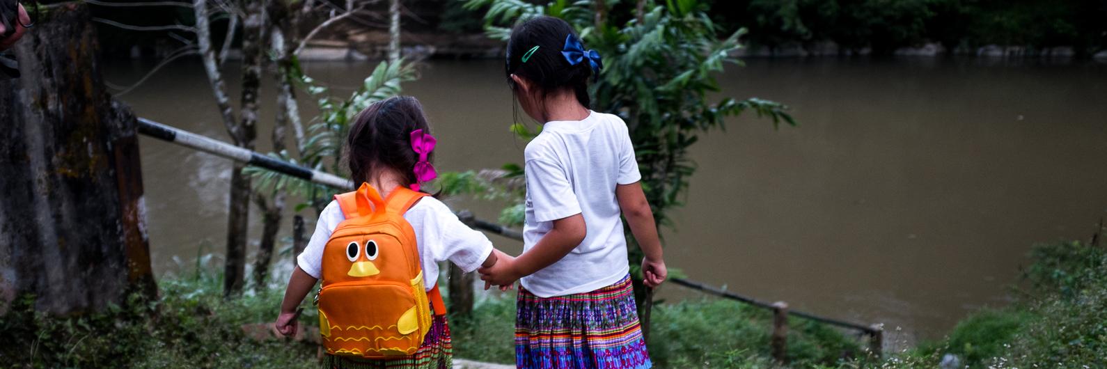 Bornéu: Uma viagem e uma (primeira) melhor amiga