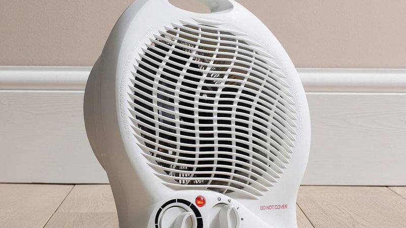 DECO chumba quatro termoventiladores por colocarem o consumidor em perigo